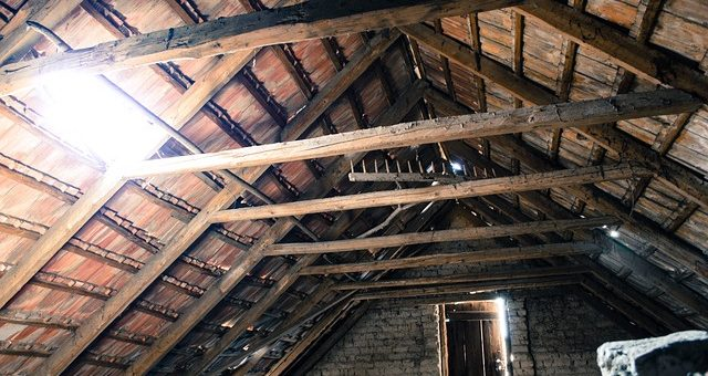 Attic Transformation-Scary to Elegant