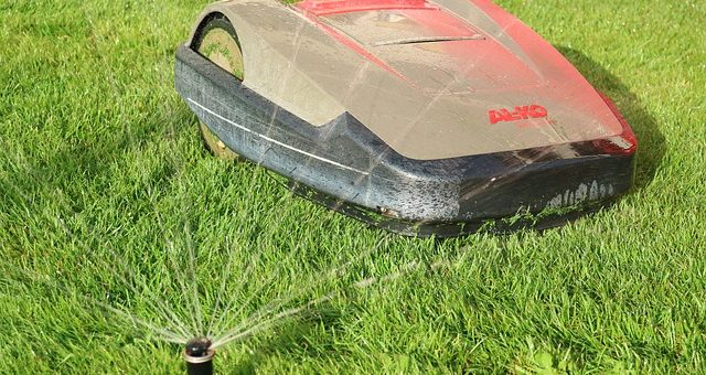 Springtime Lawn Sprinkler Maintenance Tips